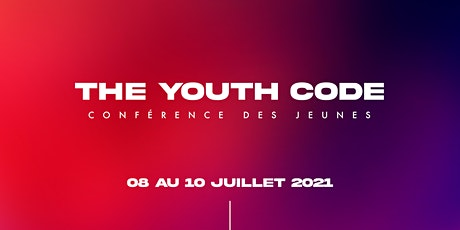 THE YOUTH CODE - CONFÉRENCE billets