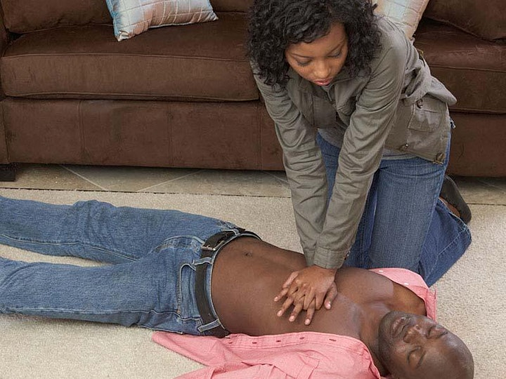 Heartsaver First Aid CPR AED Certification image