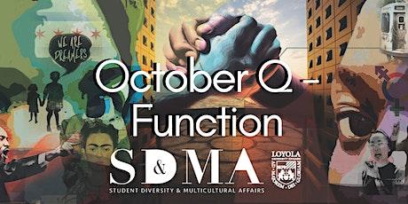 October Q-Function tickets