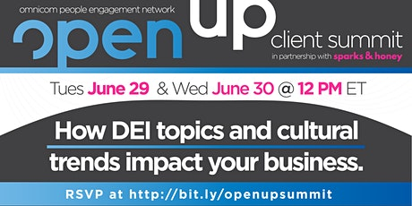 OPEN UP Client Summit entradas