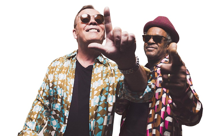 UB40 Featuring Ali and Astro Plus Special Guests image