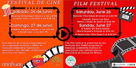 Festival De Cine Virtual (Virtual Film Festival) tickets