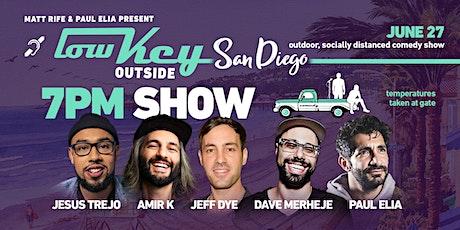 Lowkey Outside San Diego w/ Jesus Trejo, Jeff Dye, & Amir K tickets