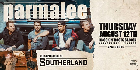 PARMALEE & SOUTHERLAND - Gainesville tickets