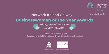 Network Ireland Galway: Businesswoman of the Year Awards 2021 tickets