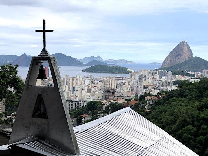 Art Social Project in Rio de Janeiro FAVELA image
