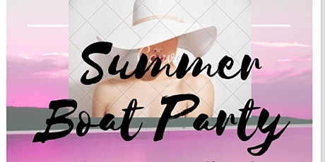 End of Summer Boat Party tickets