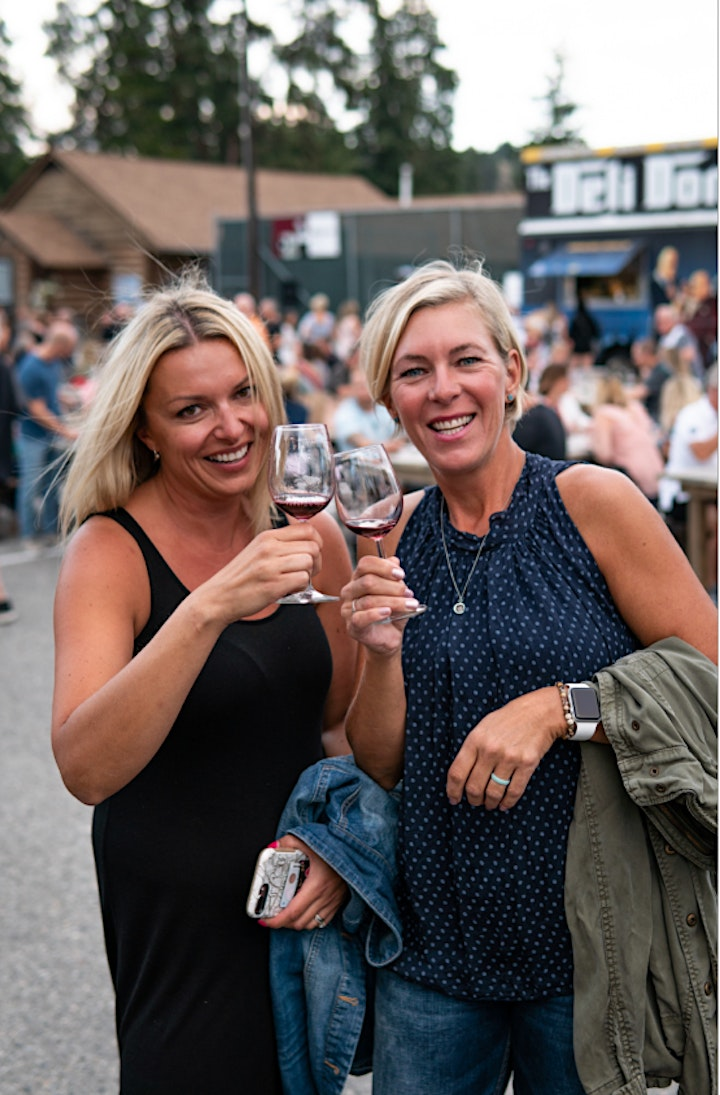 Valley First Presents the BC Wine & Food Truck Fea image