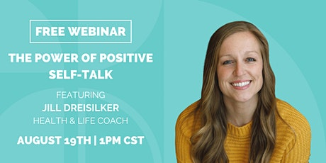 The Power of Positive Self-Talk tickets