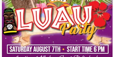 Summer Luau Party tickets