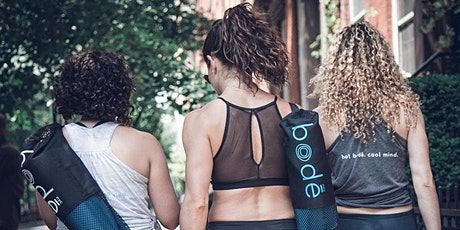 Outdoor Fitness: bodē nyc HIIT Class at Manhattan West tickets