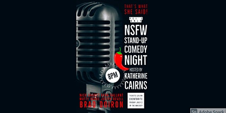 That's What She Said! - PEI's only NSFW Comedy Night tickets