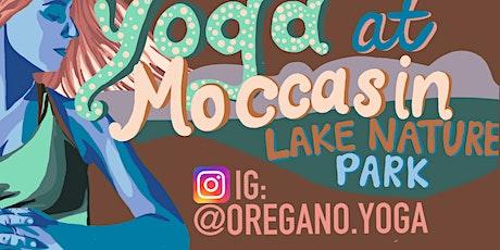 Oregano Yoga at Moccasin Lake Nature Park tickets