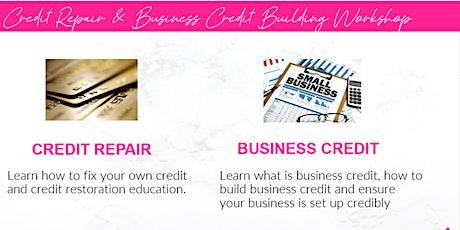 DIY CREDIT & BUSINESS CREDIT BUILDING tickets