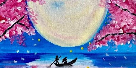 Paint Night in Bondi tickets