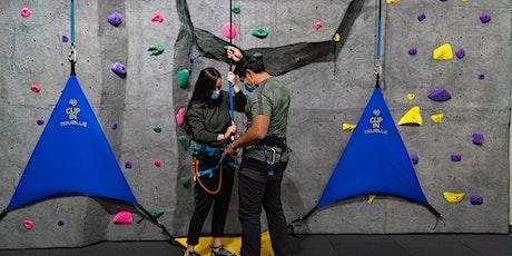 Indoor Rock Climbing tickets
