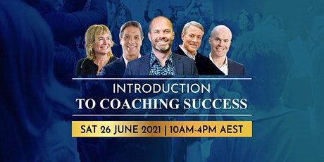 Introduction To Coaching Success 1 Day Live Interactive Training tickets