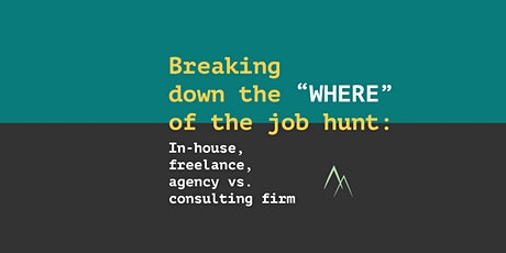 """Breaking down the """"Where"""" of the Job Search Tickets"""