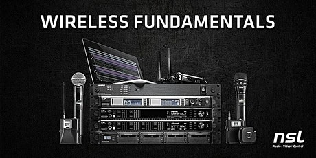 Wireless Fundamentals | Wellington tickets