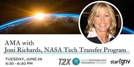AMA - NASA Tech Transfer Program tickets