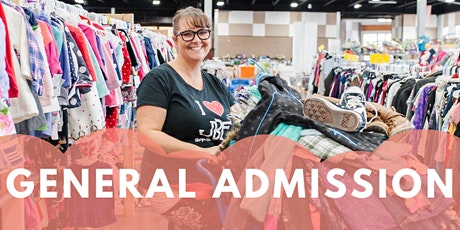 FREE General Admission Shopping -  Saturday - JBF Des Moines Fall 2021 tickets
