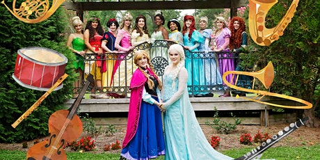 Charlotte Princess Music Party tickets