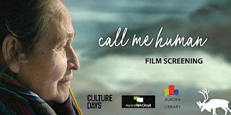 Call Me Human (Film Screening) tickets