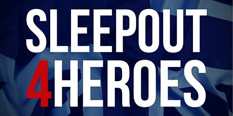 CEO Sleepout - Sleepout4Heroes Virtual Event tickets
