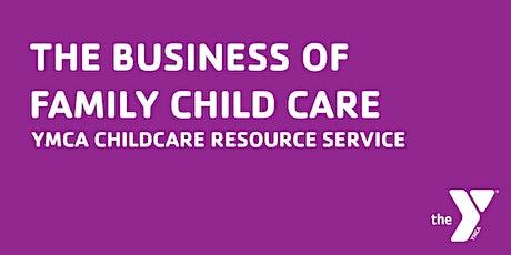 Cómo planear las actividades para el cuidado infantil en el hogar Módulo 3 tickets