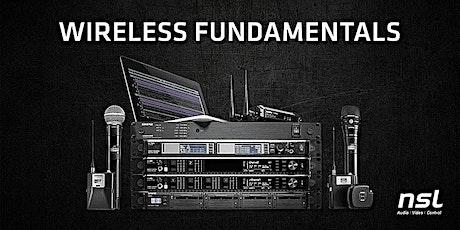 Wireless Fundamentals | Christchurch tickets