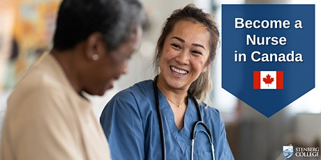 Philippines: Becoming a Nurse in Canada – Free Webinar: July 3, 4 pm tickets
