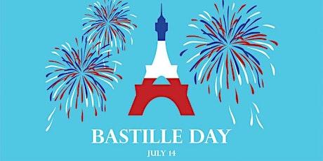 Fête Nationale (Bastille Day) tickets