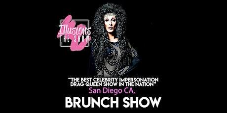 Illusions The Drag Brunch San Deigo-Drag Queen Brunch-San Diego, CA tickets