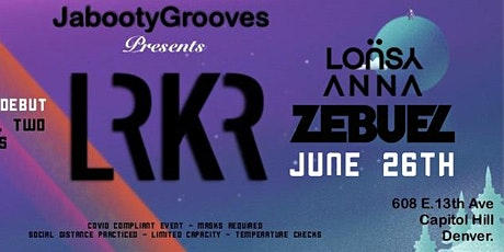 LRKR w/ Lousy Anna + More (Late Show) tickets
