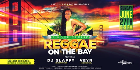 Reggae on the Bay Sunset Cruise tickets