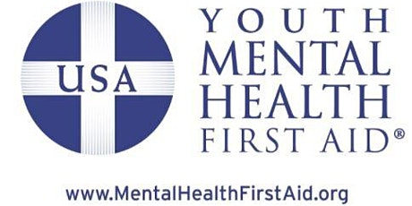 Youth Mental Health First Aid- virtual training Course ID#202128 tickets