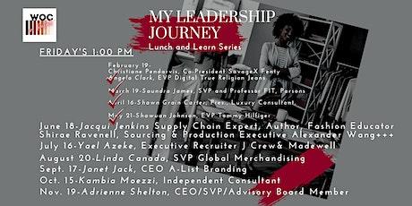 My Leadership Journey boletos