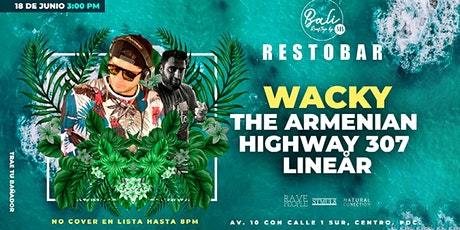 Pool Party with Wacky at Bali by 3B tickets