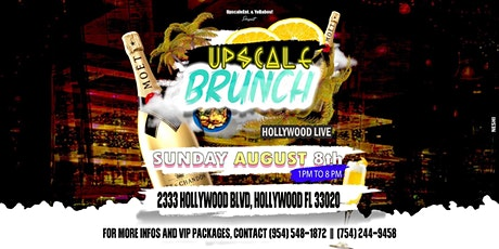 Upscale Brunch the littest brunch on a Sunday tickets