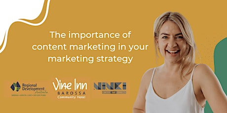 The Importance of Content Marketing in your Marketing Strategy. tickets