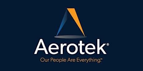 Aerotek Job Recruitment tickets