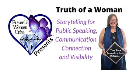 Truth of a Woman- A Storytelling Workshop tickets