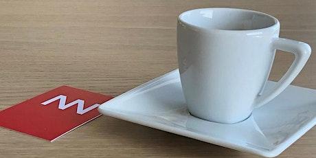 Coffee break with Zaphiro Technologies tickets