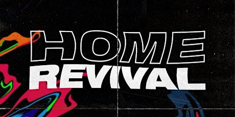 HOME REVIVAL · VOL.1 entradas