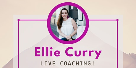 How Our Body Image Affects Your Confidence with Coach Ellie Curry tickets