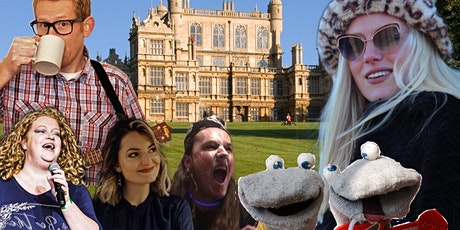 Late Stage Comedy at Wollaton Arts Festival tickets