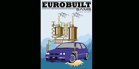 2021 Eurobuilt Car Show & Charity Auction tickets
