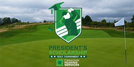 President's  Golf Tournament  on Sept. 30 - Corporate/Business Foursome tickets
