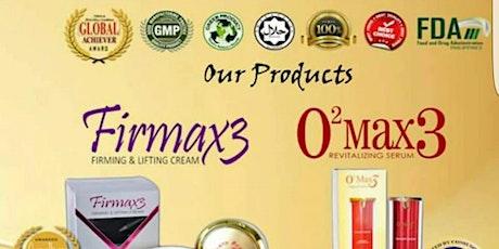 Natural Beauty & Wellness RF3World UK Product Launching tickets