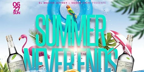 Summer Never Ends Pool Party at NYLO Dayclub w/ DJ Master Jeffrey tickets